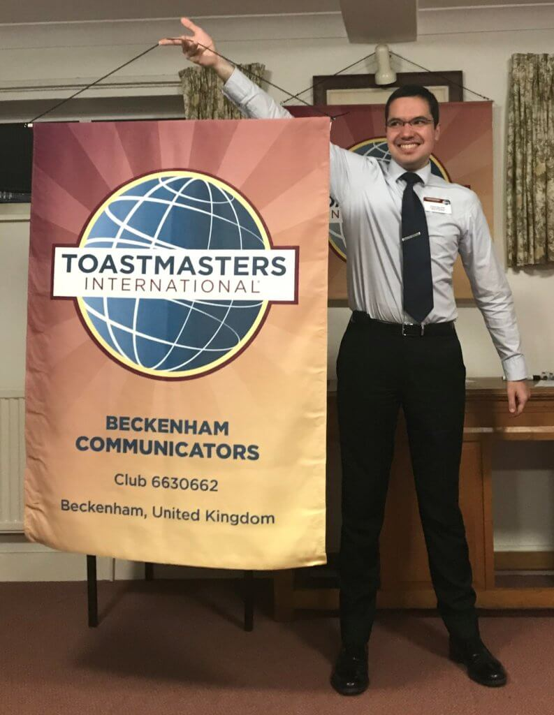 Beckenham Communicators Toastmasters Club